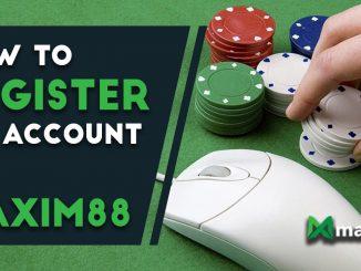 Register Maxim88